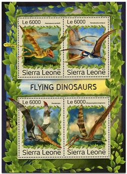n° 6577 - Timbre SIERRA LEONE Poste