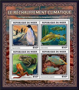 n° 3763 - Timbre NIGER Poste