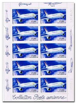 n° F63a -  Timbre France Poste aérienne