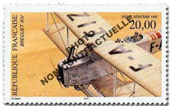 n° 61a -  Timbre France Poste aérienne