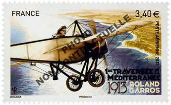 n° 77c - Selo Frana Correio aéreo