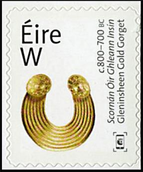 n° 2193 - Timbre IRLANDE Poste