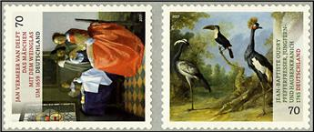 n° 3071 - Timbre ALLEMAGNE FEDERALE Poste