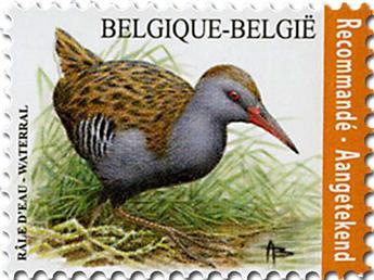 n° 4641 - Timbre BELGIQUE Poste