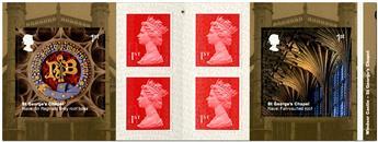 n° C4408 - Timbre GRANDE-BRETAGNE Carnets