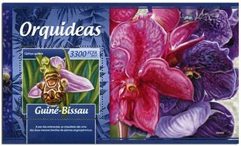 n° 1282 - Timbre GUINEE-BISSAU Blocs et feuillets