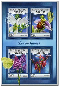 n° 3891 - Timbre NIGER Poste