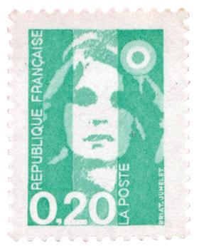 n°2618a** - Timbre FRANCE Poste
