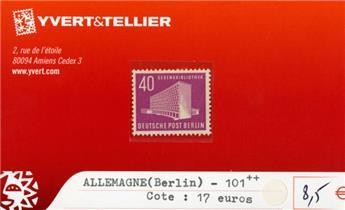 ALLEMAGNE BERLIN - n°101**