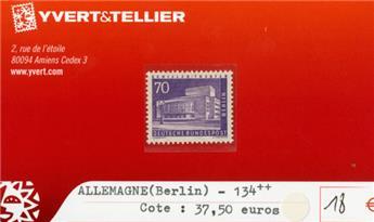ALLEMAGNE BERLIN - n°134**