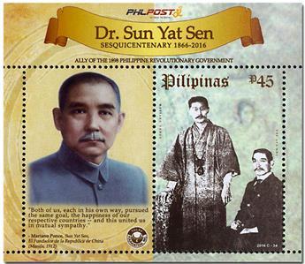 n° 368 - Timbre PHILIPPINES Blocs et feuillets