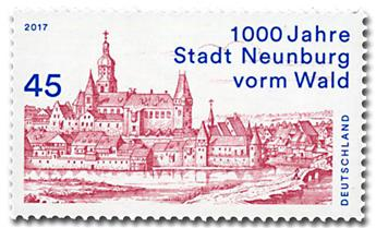 n° 3079 - Timbre ALLEMAGNE FEDERALE Poste
