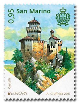 n° 2500/2501 - Timbre SAINT-MARIN Poste (EUROPA)