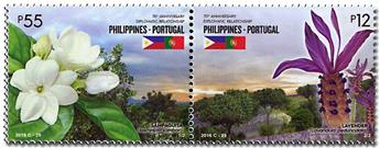n° 4073/4074 - Timbre PHILIPPINES Poste