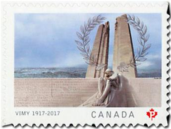 n° 3345 - Timbre CANADA Poste
