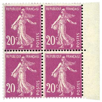 n°190f** - Timbre FRANCE Poste
