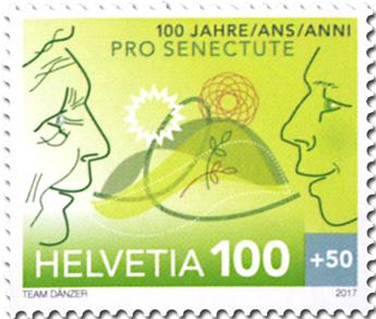 n° 2416 - Timbre SUISSE Poste