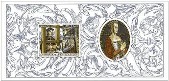 n° 136 - Timbre France Blocs souvenirs