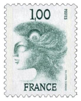 n°1895B : Timbre France Poste