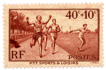 n°346** - Timbre FRANCE Poste