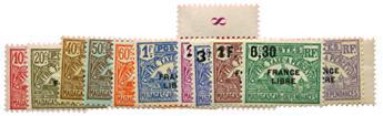 n°20/30** - Timbre MADAGASCAR Taxe