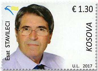 n° 250 - Timbre KOSOVO Poste