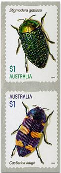 n° 4370/4371 - Timbre AUSTRALIE Poste