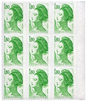 n°2375** - Timbre FRANCE Poste
