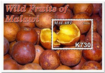 n° 109/114 - Timbre MALAWI Blocs et feuillets