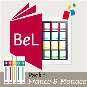 Abonnement Bibliothèque en ligne : France / Monaco
