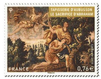 n° 4999/5000 - Sello Francia Correos