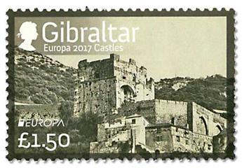 n° 1772/1173 - Timbre GIBRALTAR Poste (EUROPA)