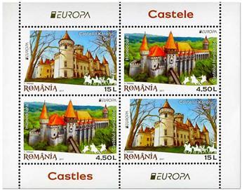 n° 510 - Timbre ROUMANIE Blocs et feuillets (EUROPA)