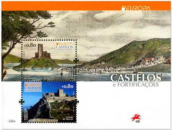 n° F4237 - Timbre PORTUGAL Poste (EUROPA )