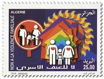 n° 1737 - Timbre ALGERIE Poste