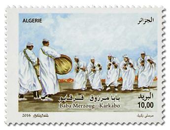 n° 1752/1754 - Timbre ALGERIE Poste