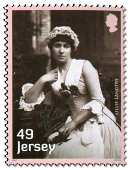 n° 2234/2241 - Timbre JERSEY Poste