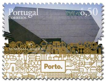 n° 4306/4309 - Timbre PORTUGAL Poste