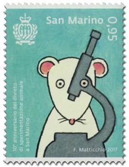 n° 2524/2526 - Timbre SAINT-MARIN Poste