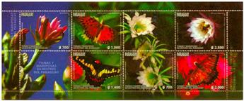 n° 3243/3248 - Timbre PARAGUAY Poste