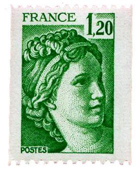 n°2103b** - Timbre FRANCE Poste