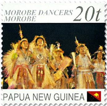 n° 1698/1700 - Timbre PAPOUASIE ET NOUVELLE-GUINEE Poste