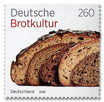 n° 3137 - Timbre ALLEMAGNE FEDERALE Poste
