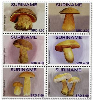 n° 2702/2707 - Timbre SURINAME Poste