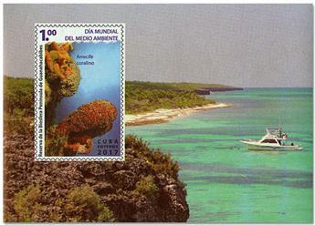 n° 341 - Timbre CUBA Blocs et feuillets