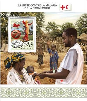 n° 224 - Timbre DJIBOUTI Blocs et feuillets