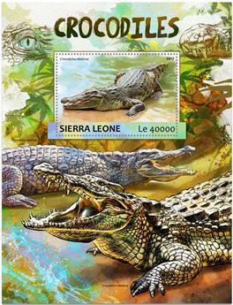n° 1155 - Timbre SIERRA LEONE Blocs et feuillets