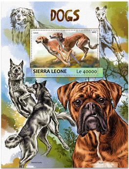 n° 1160 - Timbre SIERRA LEONE Blocs et feuillets