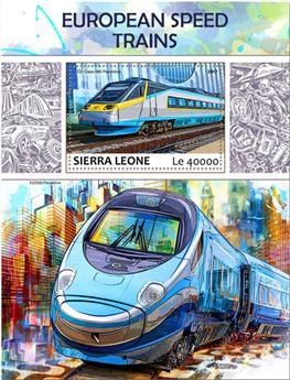 n° 1235 - Timbre SIERRA LEONE Blocs et feuillets