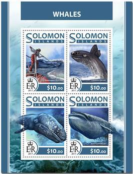 n° 3757/3760 - Timbre SALOMON Poste